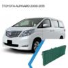 EnnoCar Ni-MH 245V 6.5Ah Prismatic Hybrid Car Battery for Toyota Alphard 2008-2015