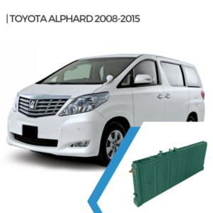 EnnoCar Ni-MH 245V 6.5Ah Prismatic Hybrid Car Battery for Toyota Alphard 2008-2015