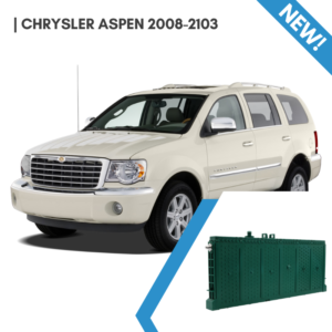 EnnoCar Chrysler Aspen Prismatic Hybrid Car Battery Pack 2008-2013