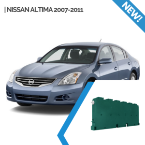 Nissan Altima 2007-2011 Hybrid Car Steel Prismatic Battery Replacement