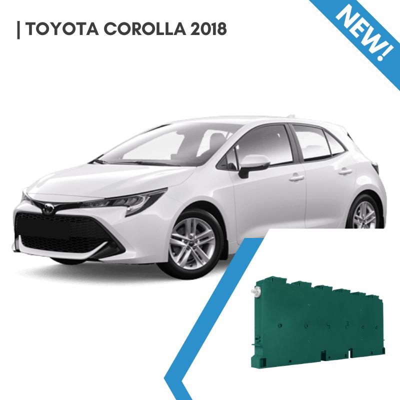 Toyota Corolla 2018 EnnoCar Hybrid Battery